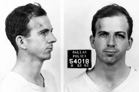 Kuka junaili JFK:n salamurhan?
