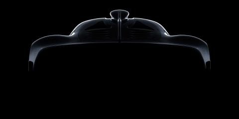 Under 2017 kommer Marcedes-AMG att visa världens första gatbil med Formel 1-teknik.
