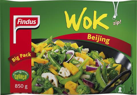En modern genuint asiatisk wok - Wok Beijing
