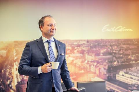 Erik Olsson Fastighetsförmedling kommenterar bostadsmarknaden 14 mars 2018