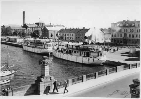 Rederi AB Göta Kanal jubilerar - har lockat turister i 150 år