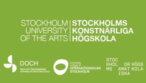 Almedalen: Ett konstnärligt universitet i Stockholm – en del av regeringens forskningspolitik