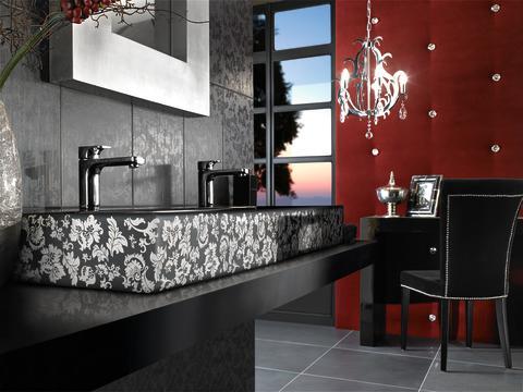 Memento New Glor Platinum, Glossy Black