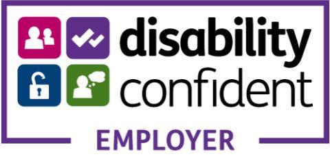 Bury Council awarded Disability Confident Employer status