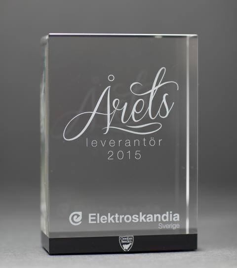 Årets Leverantör 2015
