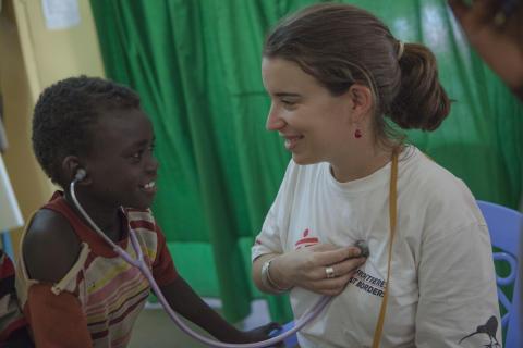 Över en kvarts miljard till Läkare Utan Gränser i december
