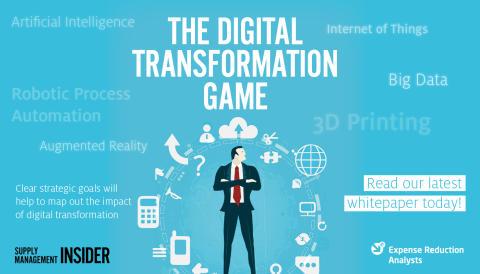 Digital Transformation - En mulighed eller en nødvendighed?
