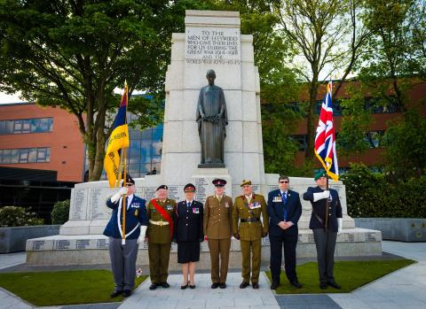 Share your World War One commemoration plans