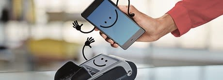 AL-Wallet: Læg dit Mastercard ind i din Android-telefon