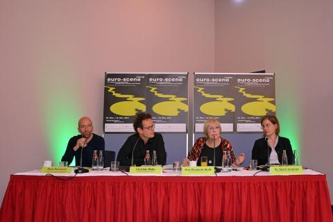 euro-scene Leipzig vereint europäisches Theater vom 7. bis 12. November 2017