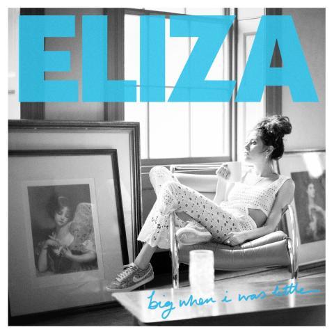 """Eliza Doolittle klar med ny single """"Big When I Was Little"""" er ude i dag"""