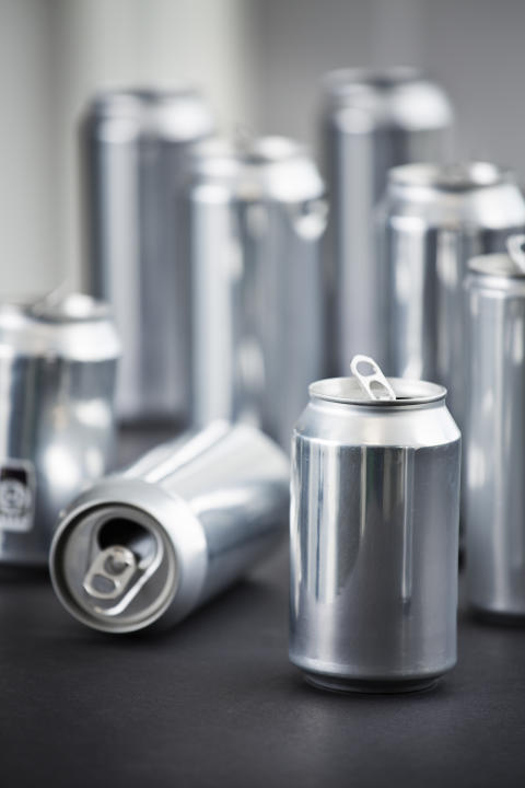 Aluminiumsdåser