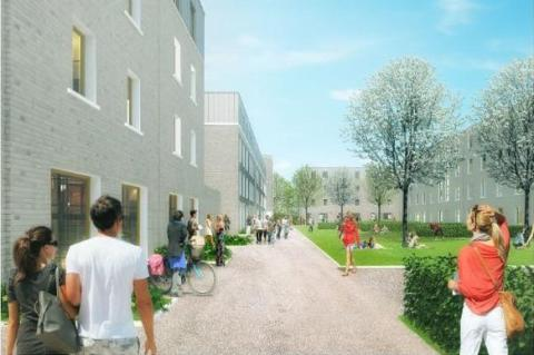 £40M government guarantee sees new student village get go ahead