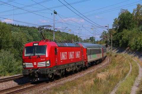 Karlskrona får direkttåg till Stockholm en vecka i maj