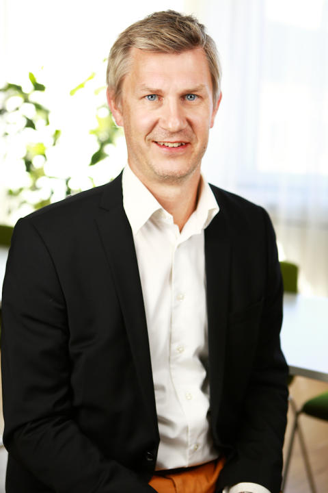 Olle Samuelsson, vd på BIM Alliance Sweden