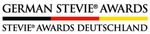 Das Logo des German Stevie Awards 2018