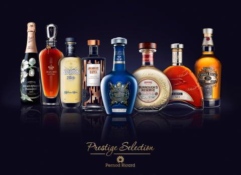 """Launch der """"Prestige Selection"""" – Pernod Ricard Deutschland bündelt seine Prestige-Kompetenz"""
