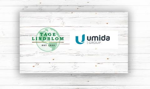AB Tage Lindblom ingår säljsamarbete med Umida Group AB