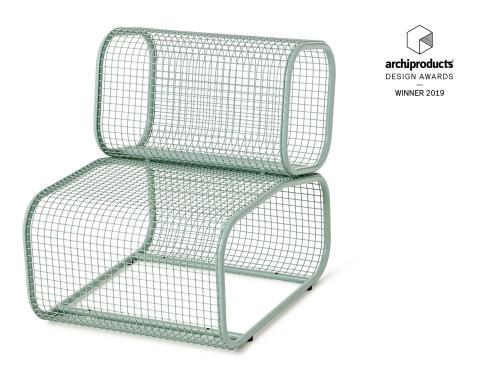 Cushy, Winner Archiproducts Design Awards 2019. Design Gripner & Hägglund for Nola