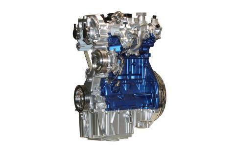 1,0 literes Ecoboost motor