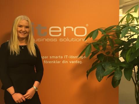 Iteros hjältar - Linnea Karlberg