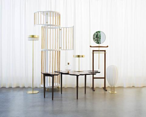 Svenskt Tenn brings Michael Anastassiades to Sweden