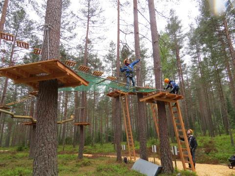 Sverige tiltrækker danskere i efterårsferien