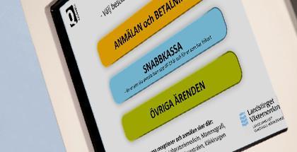Kösystem på Sundsvalls sjukhus
