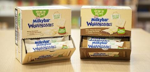 Nestlé kehitti uudenlaisen sokerin – tuo UK:n markkinoille 30 % vähemmän sokeria sisältävän suklaapatukan