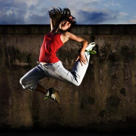 Streetdansare gör upp om 040 - titeln på Pildammsteatern!
