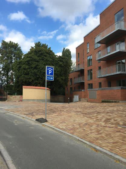 Parkering Kosterbakken