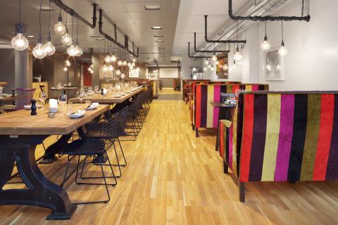 V - Kjøkken Bar Verksted, Scandic Vulkan
