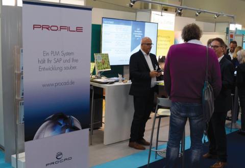 PROCAD bereitet PLM-Software PRO.FILE auf Einsatz unter SAP S/4 HANA vor