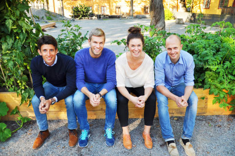 Alumnibloggen: The Smiling Group