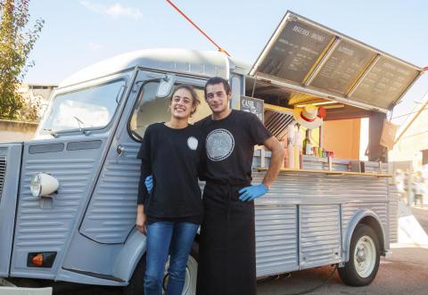 Sveriges bästa Food Truck utses på GastroNord
