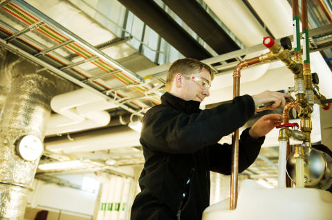 Energieffektivisering Akademiska Hus