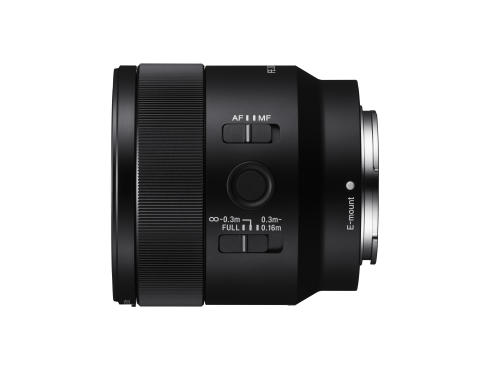 Sony Launches Full-Frame 50mm F2.8 Macro Lens