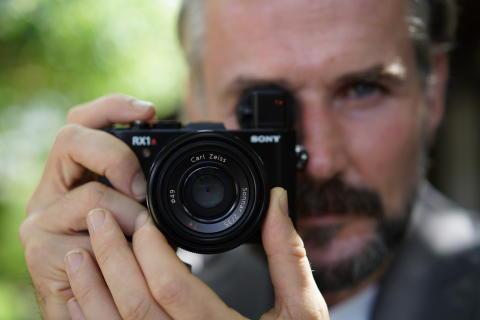 Карманная полнокадровая камера RX1R II