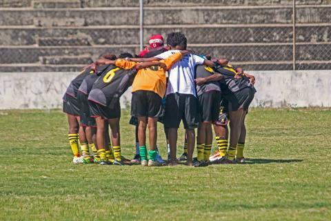 Mutola Cup 2013 - Magika FC förbereder sitt spel