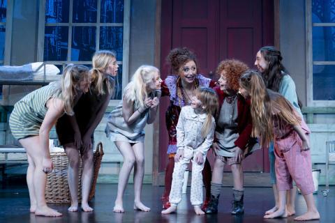 Fina recensioner för Annie The Musical på Lorensbergsteatern i Göteborg