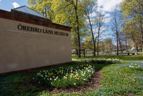 Ett nytt spännande år på Örebro läns museum