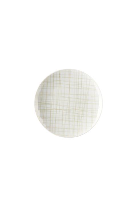 R_Mesh_Line Cream_Teller 15 cm flach