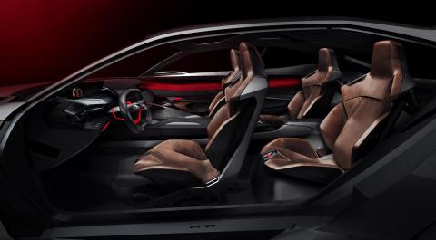 Peugeot Quartz Concept _kupe