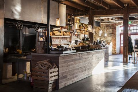 Stenladan restaurang och café