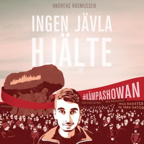"""Release för boken om Showan Shattak """"Ingen jävla hjälte"""""""