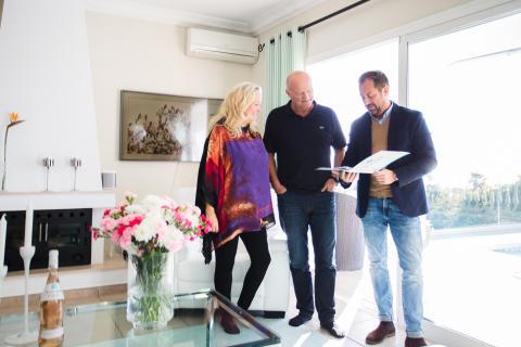 Skandinaver gör bostadskarriär i Spanien