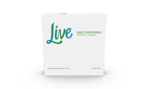 Live® – Nu også som 90-styks-pakke.