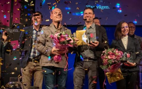 Visa vägen-vinnare prisades i Jönköping