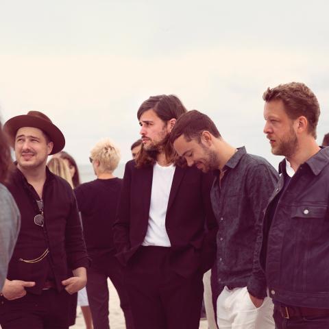 Mumford & Sons till Scandinavium i maj 2019