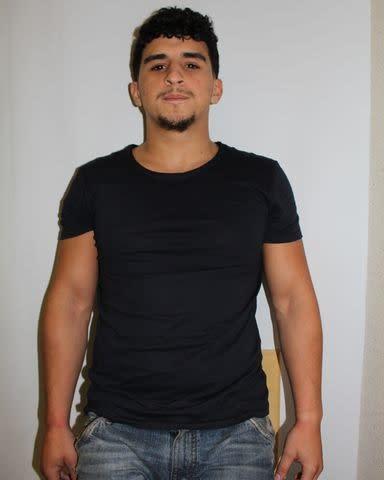 Ayoub Benhammwu [full size image]